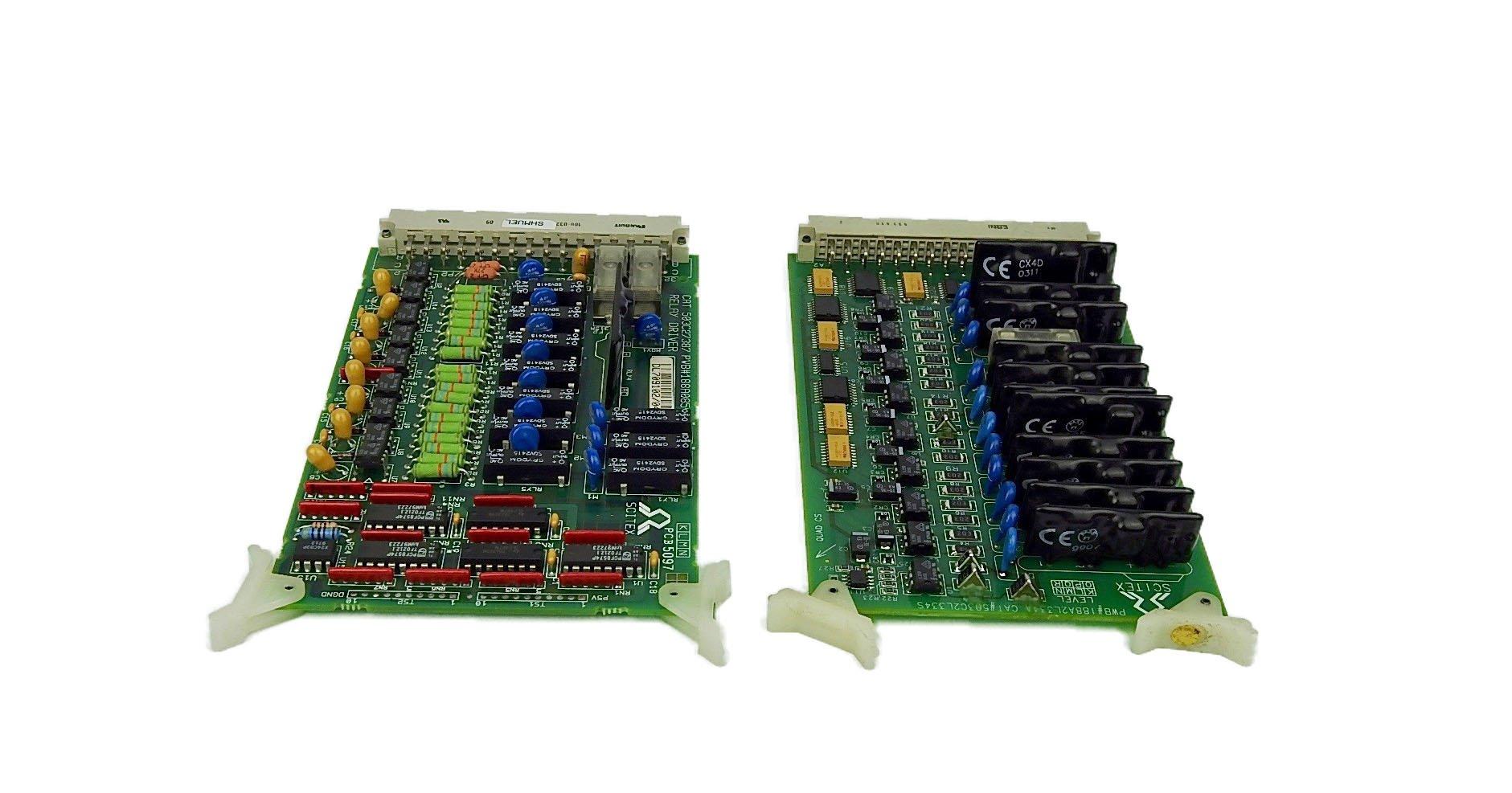 Dolev Relay Driver Board Circuit